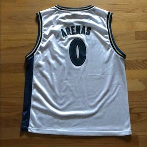 Gilbert Arenas Adidas Wizards Jersey